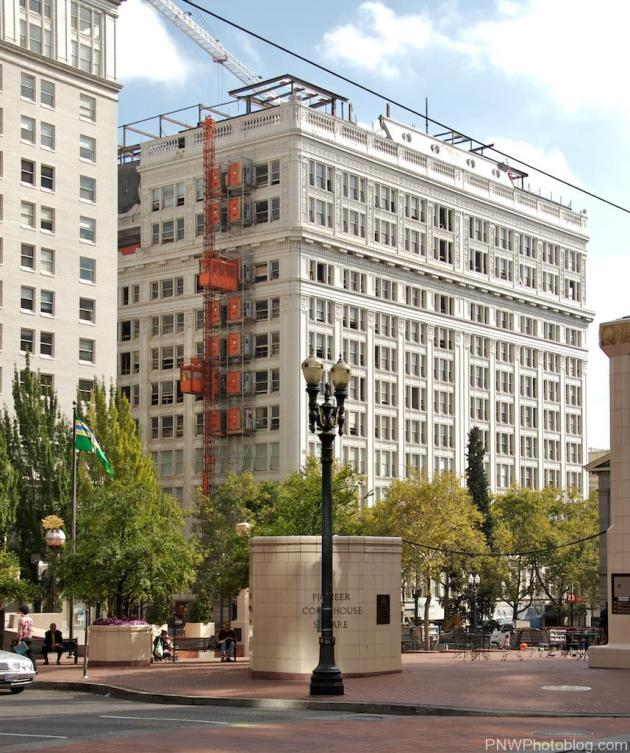 Downtown Portland Hotels