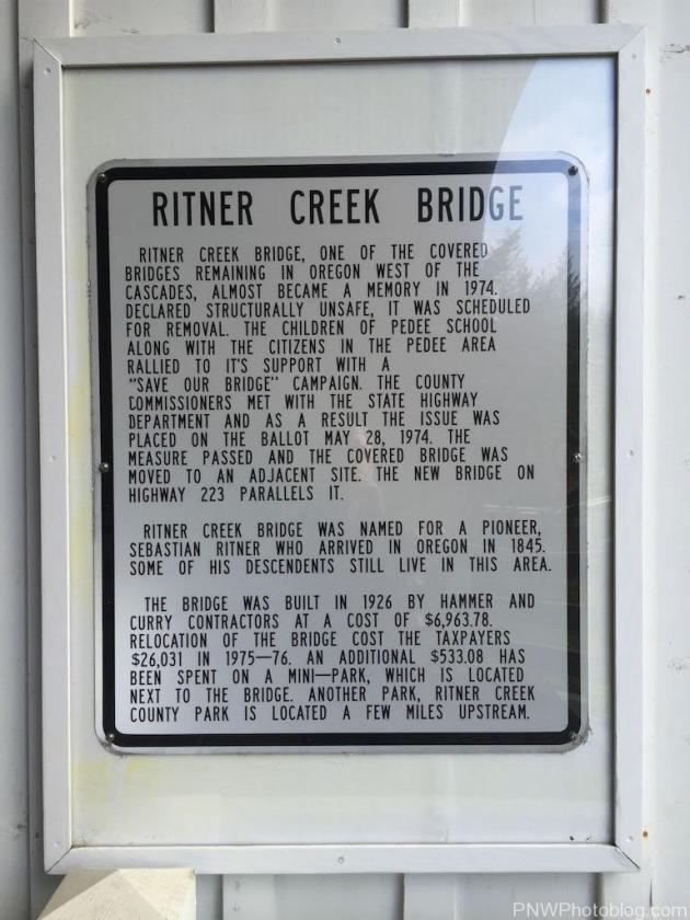 About the bridge