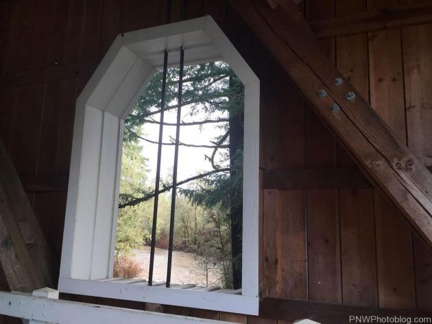 "View of ""windows"" and how they are installed"