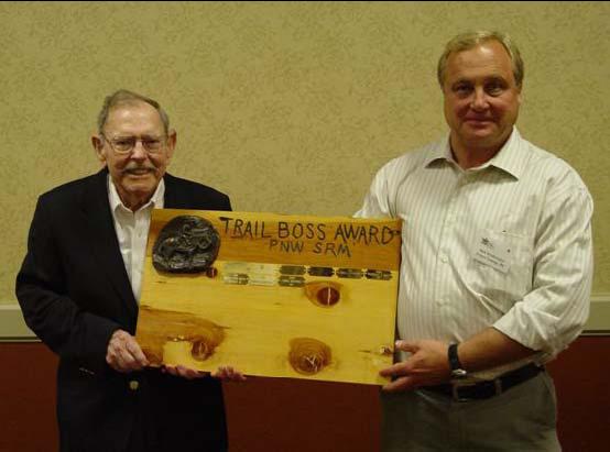 2006 Trailboss Award Winner - Jim Brunner