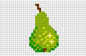 pear-pixel-art-pixel-art-pear-fruit-food-nutritious-healthy-pixel-8bit