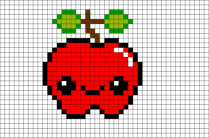 pixel_art_apple_fruit_healthy_food