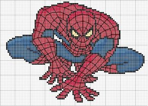 grille-point-de-croix-spiderman-11