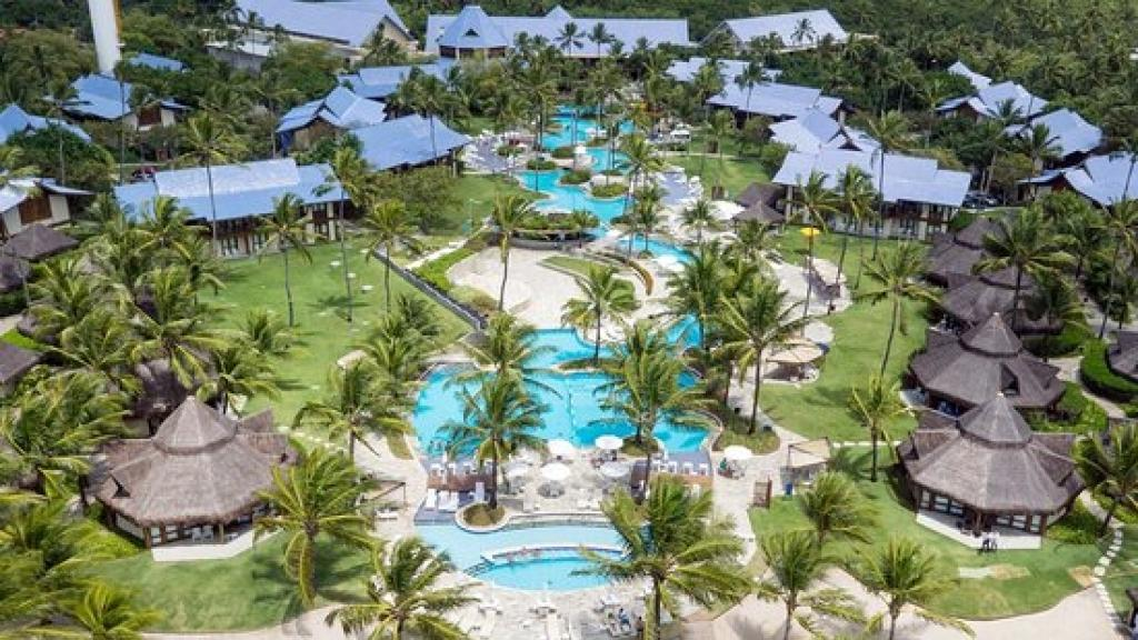 Summerville Beach Resort Excellent Option In Porto De Galinh