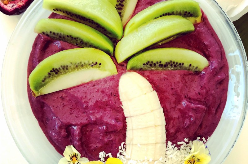 Tropical Dream Acai Bowl