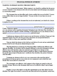 Tennessee Hunting Lease Agreement Legal Forms And Business ...