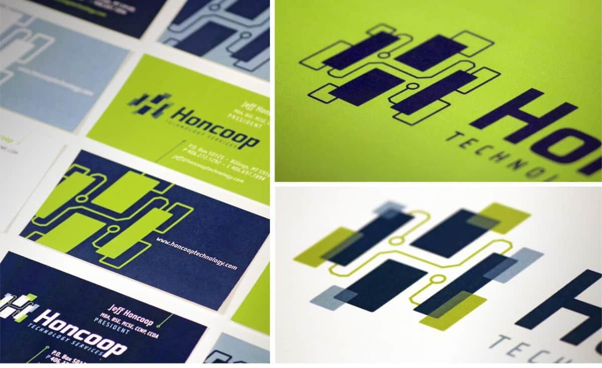 資訊科技、軟體網路、電信通訊名片設計案例 創意名片設計- 博凱設計