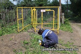В Козловке завершено строительство газопровода