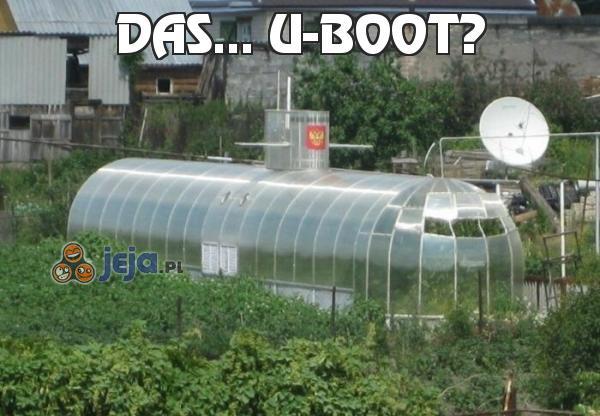 Das... U-boot? - Jeja.pl