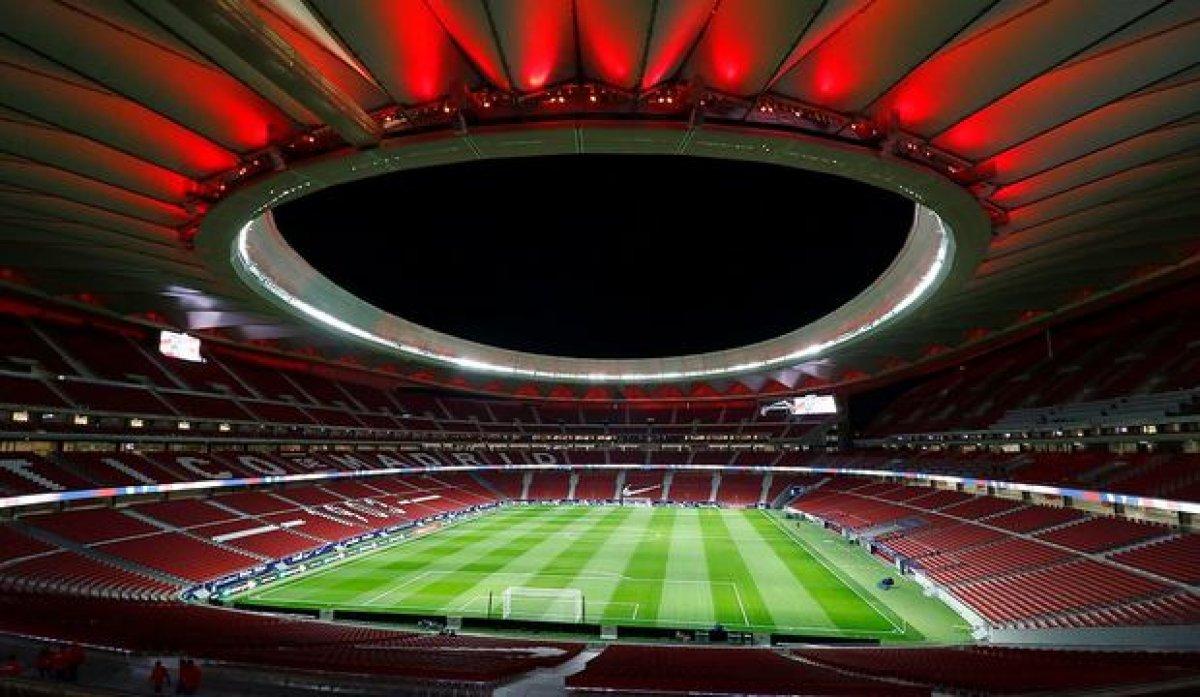 El derbi entre Atltico de Madrid y Madrid CFF se jugar en el Wanda Metropolitano  Pobla FM