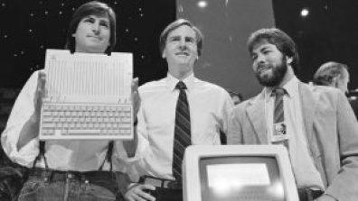 Apple, Steve Jobs in 1984