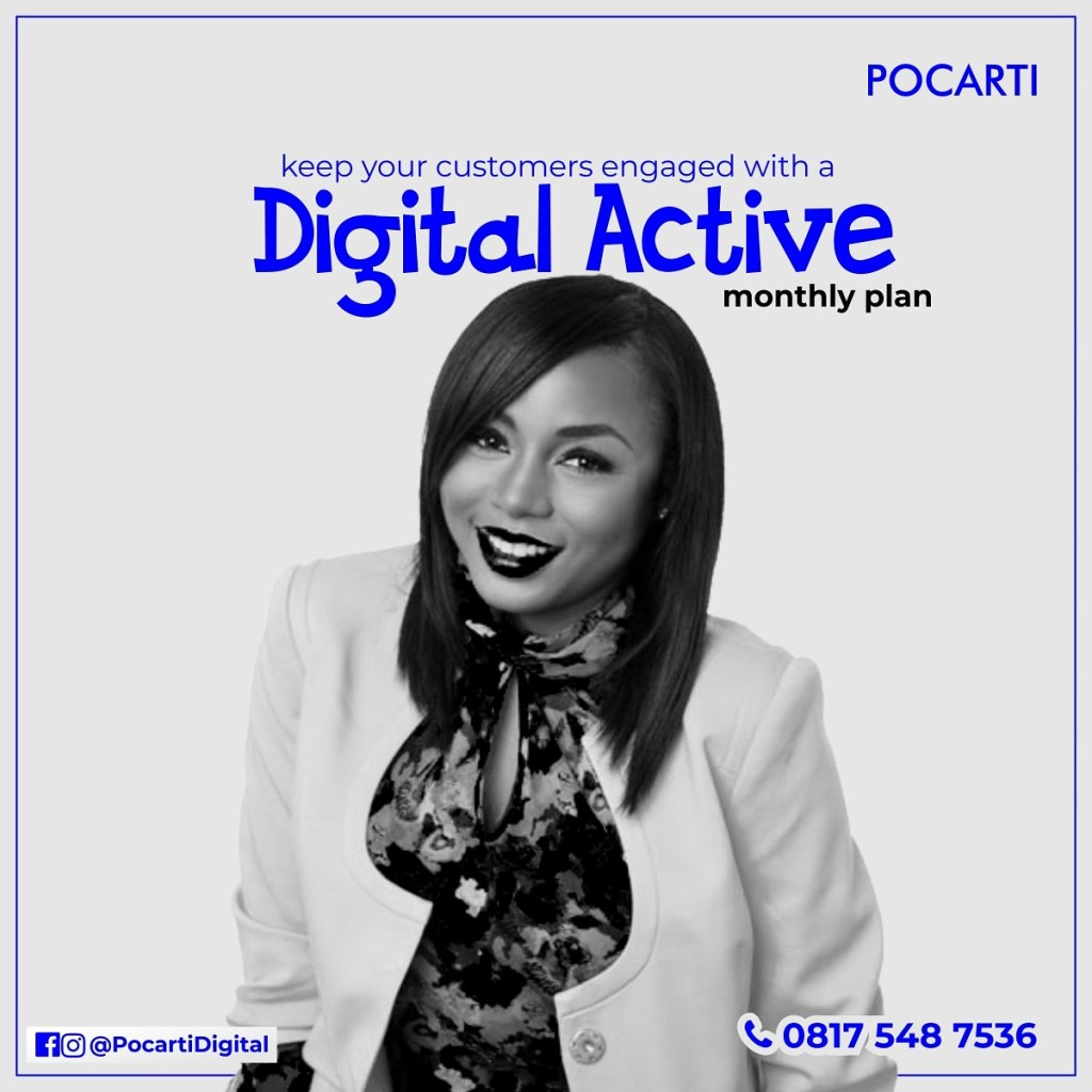 POCARTI digital active plan