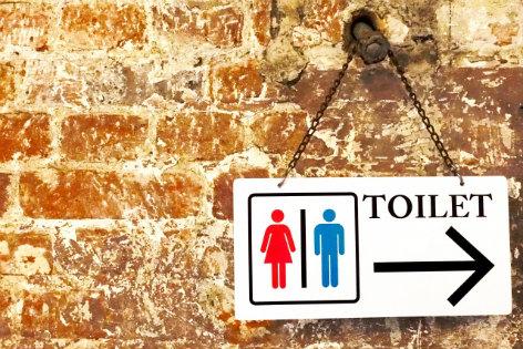 会社のトイレが汚い!座れない!汚いトイレのカンタン対処法