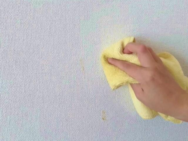 壁紙の汚れを落とそう!大掃除に役立つ壁紙の掃除方法