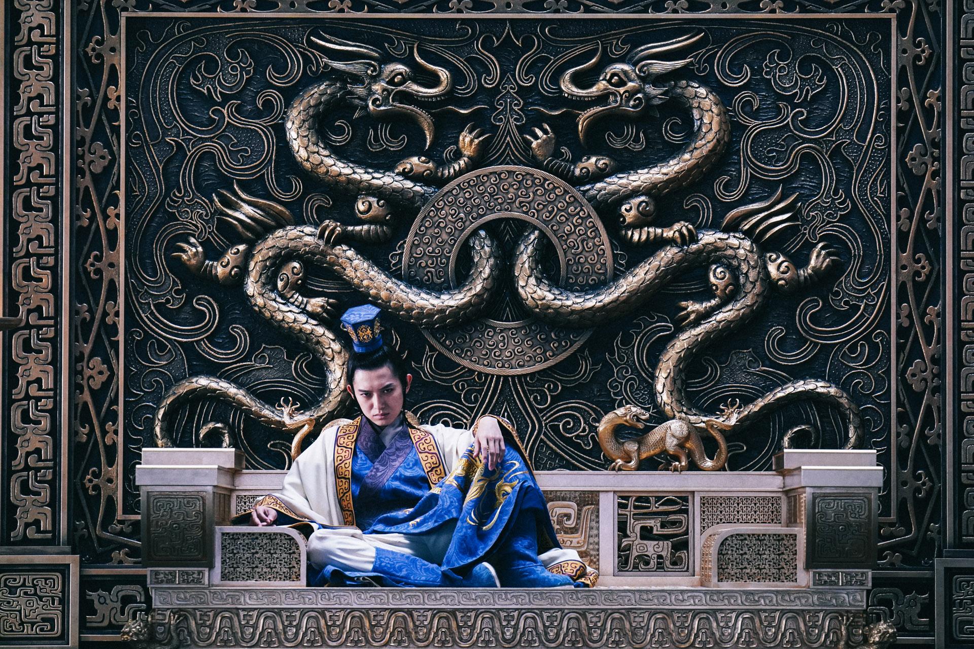 KINGDOM KANATA HONGO CHENG JIAO 2