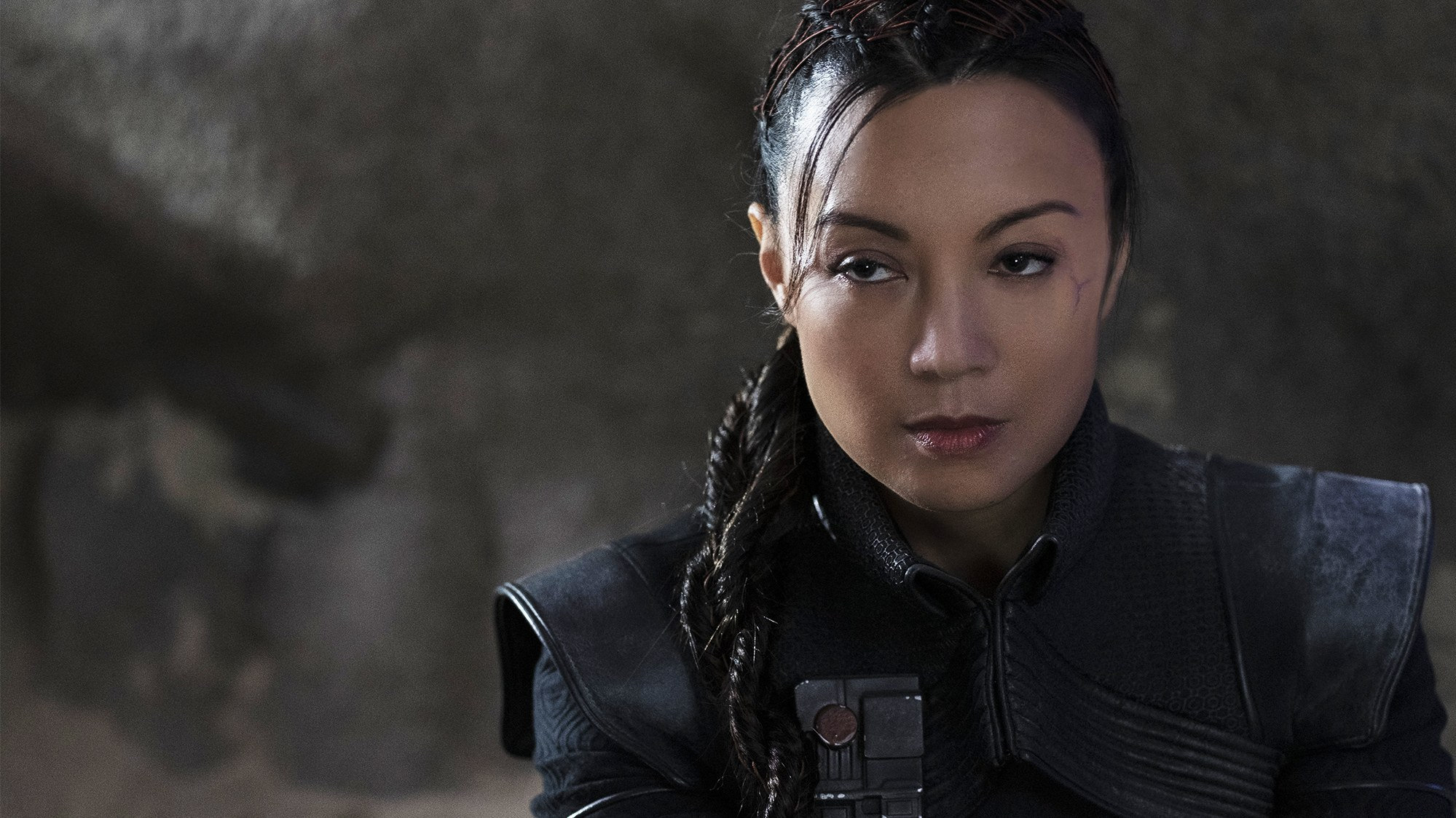 Ming Na Wen The Mandalorian