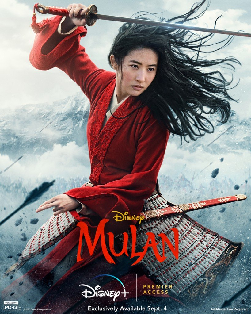 Review Mulan Is An Asian Fantasy Epic That Honors Two Masters Poc Culture