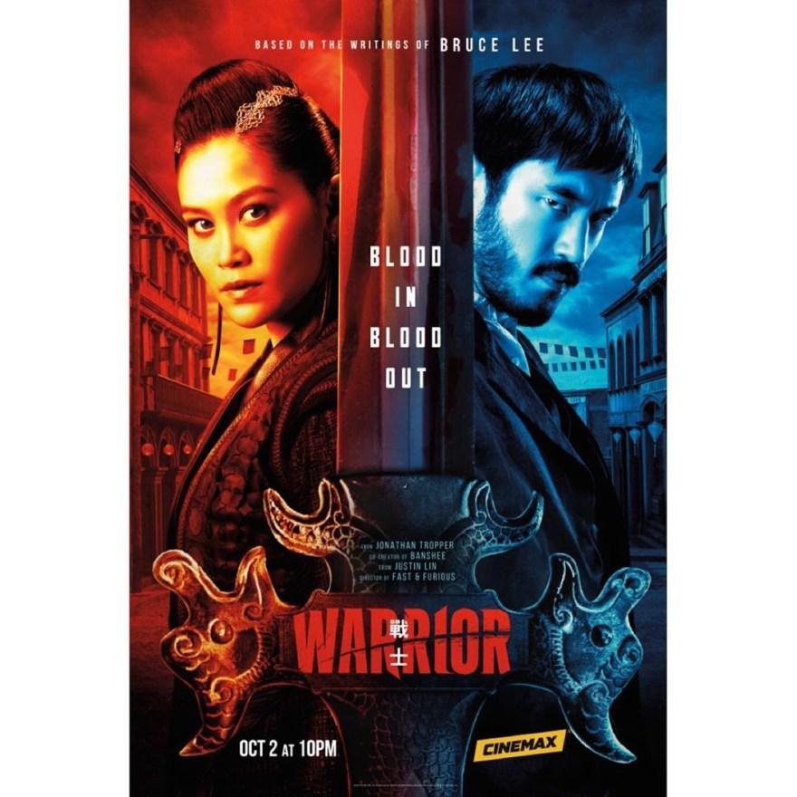Season 2 Poster for Warrior