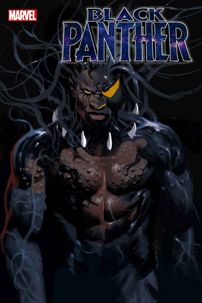 Black Panther #23 Cover by Daniel Acuna