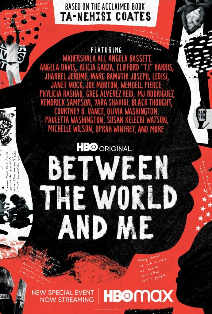 Between the World and Me Special from Ta-Nehisi Coates and HBO Max