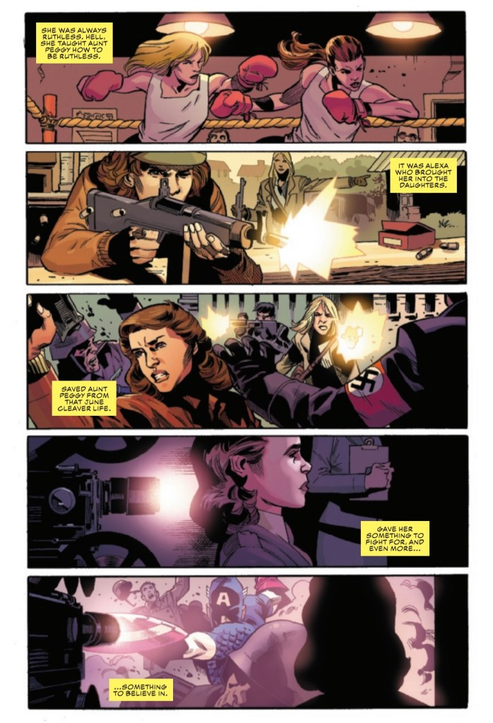 Preview Page from Captain America #25
