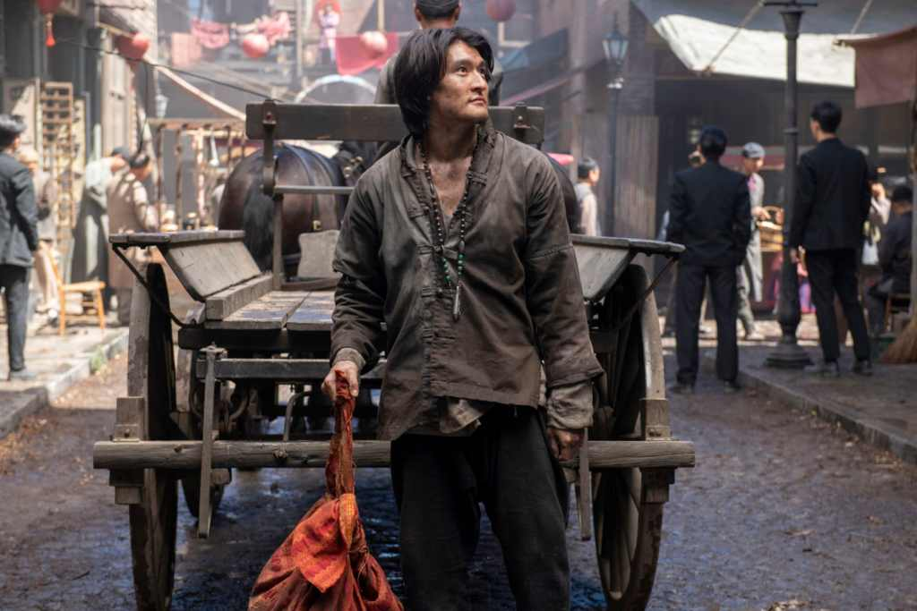 Chen Tang in Warrior
