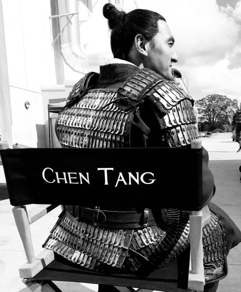 Chen Tang on Mulan
