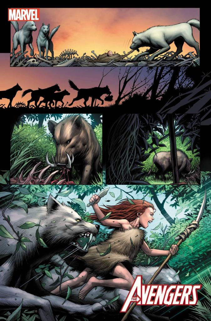 Avengers #39 Preview Page Courtesy of Marvel.com