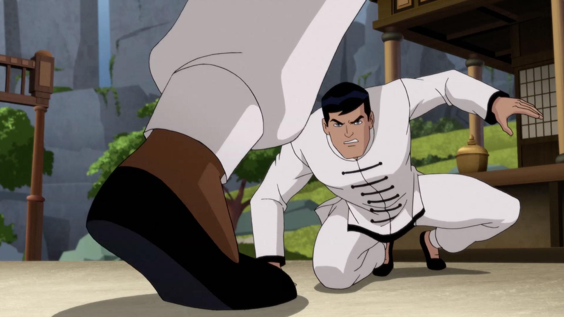 BSOTD Bruce Wayne fight