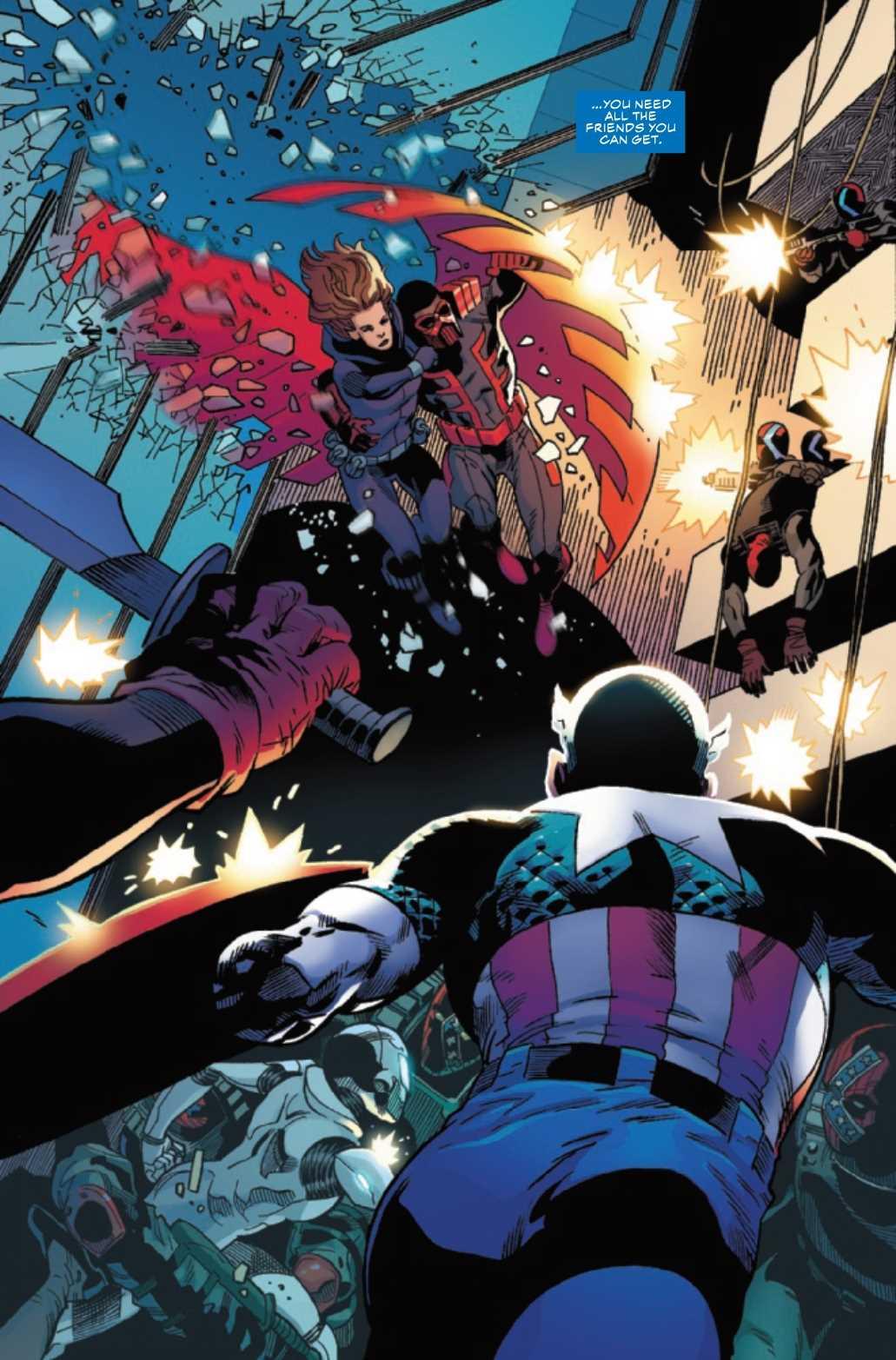 Captain America #26 Preview