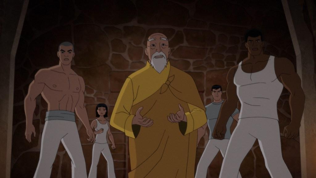O-Sensei and his students