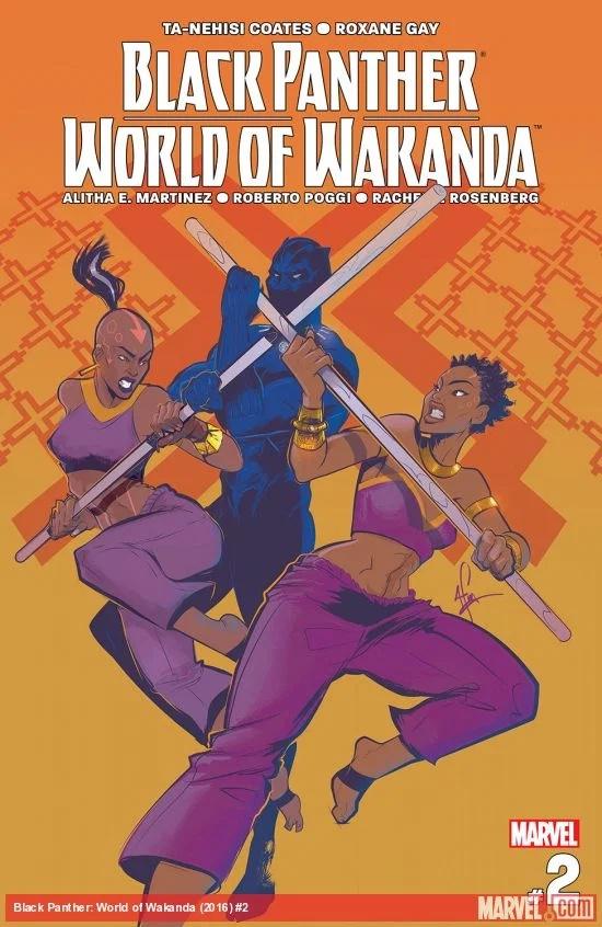 World of Wakanda #2