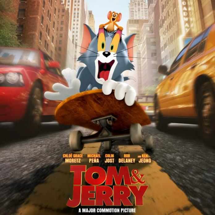 Tom & Jerry: The Movie Poster