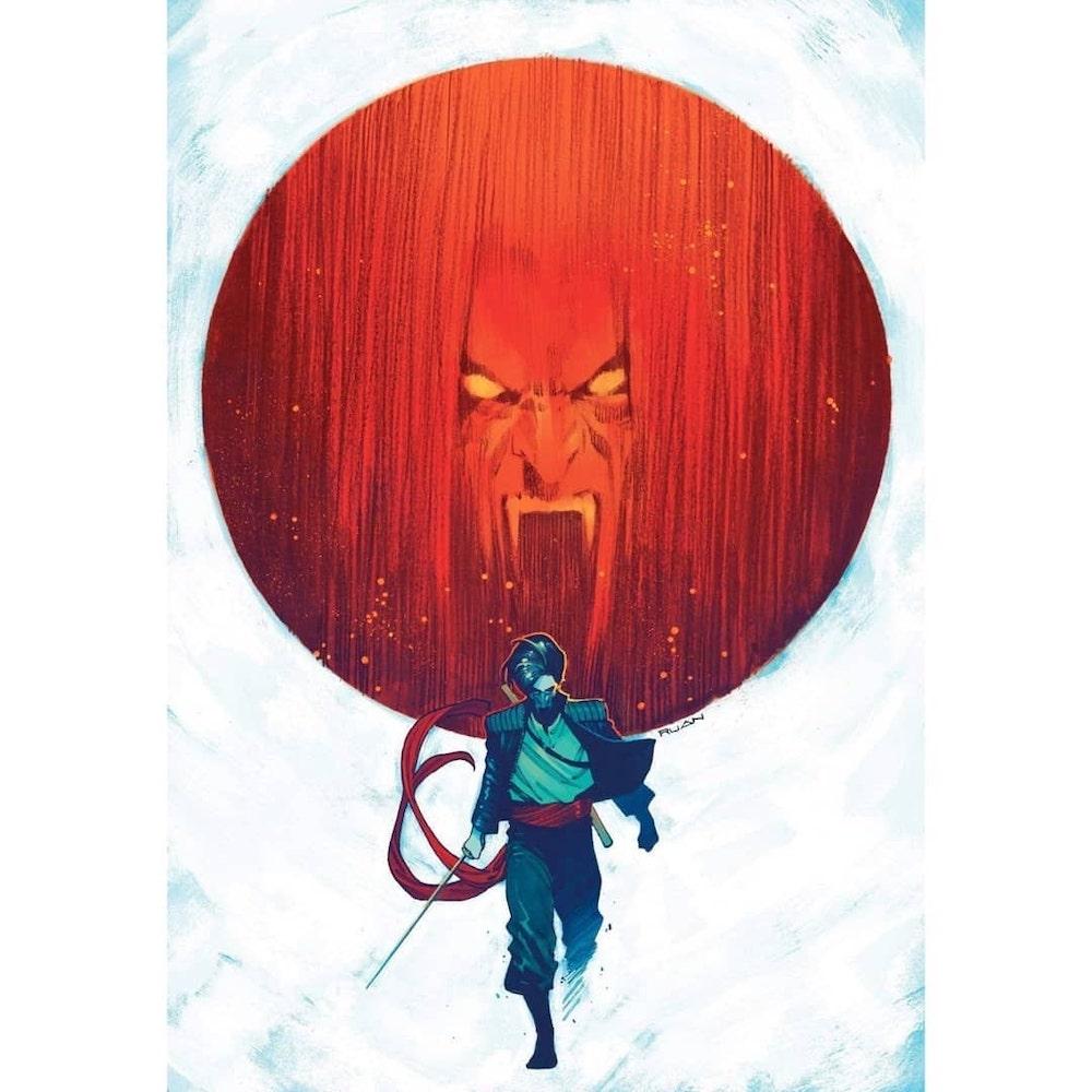 Vault Comics Bleed Them Dry by Dike Ruan