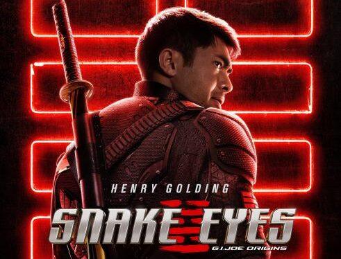 Snake Eyes Teaser Poster min e1621285842503
