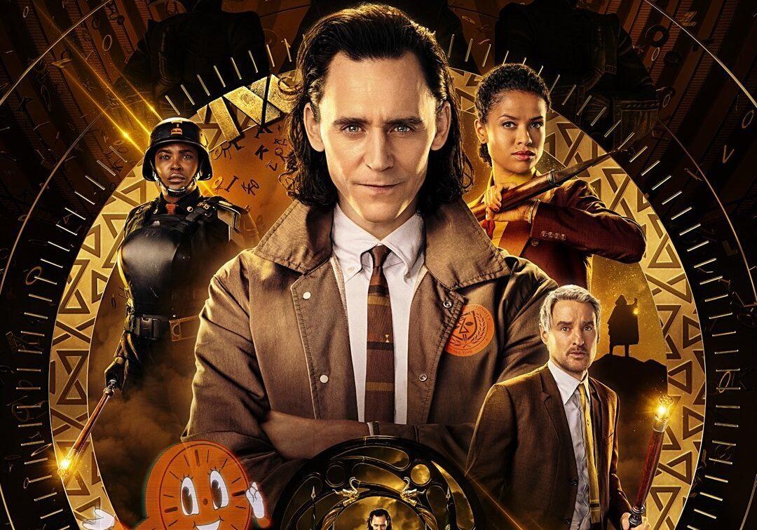 Marvel Studios Loki Poster