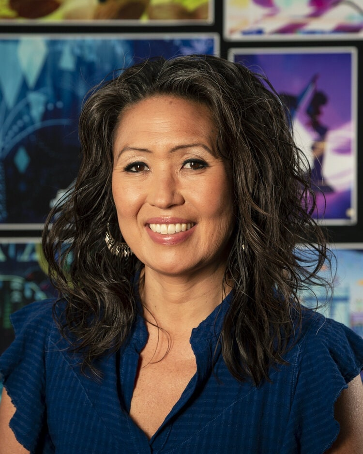 CAPE Animation Directors Accelerator Co-Chair Michelle Wong (Producer, Vivo) Credit: Sony Pictures Animation