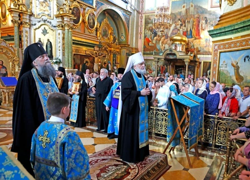наместник Почаевской Лавры Владимир