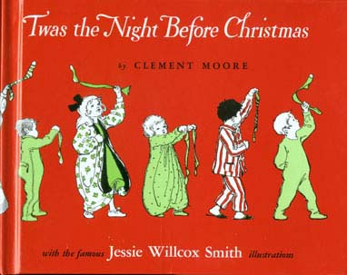 Night Before Christmas Chocolate Mouse Book