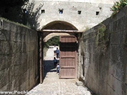 Крепостта-Силистра (Меджиди Табия)