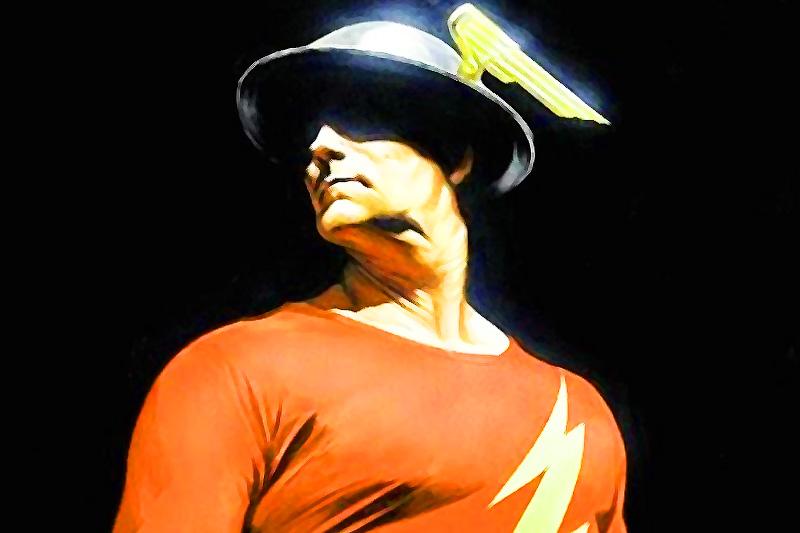"""The Flash: Jay Garrick é definido como um personagem """"quebrado"""", por produtor."""