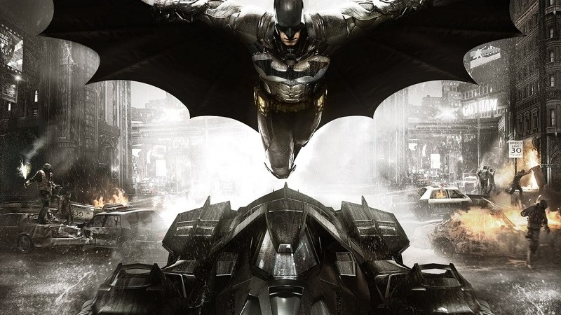 Seja o Batman no jogo Arkham Knight