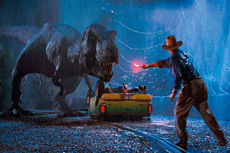Um filme, minha história: O Parque dos Dinossauros (1993)