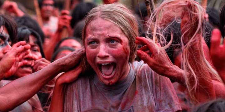 Crítica   The Green Inferno – Canibais