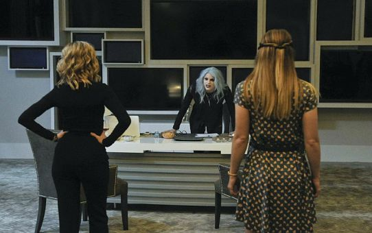 Review   Supergirl - 1x04: Livewire