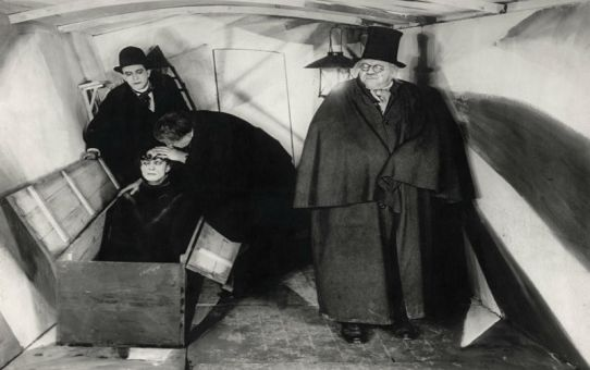 Clássicos | O Gabinete do Dr. Caligari