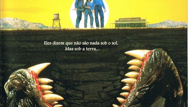 Ataque dos Vermes Malditos vai retornar como série e com Kevin Bacon!