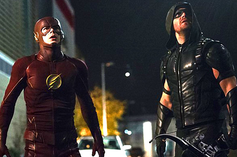 Review   The Flash 2×08: Legends of Today
