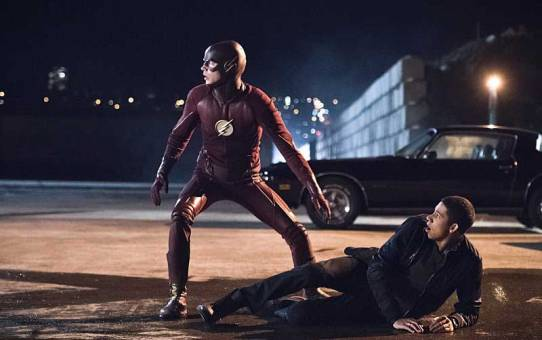 Review | The Flash 2x12: Fast Lane