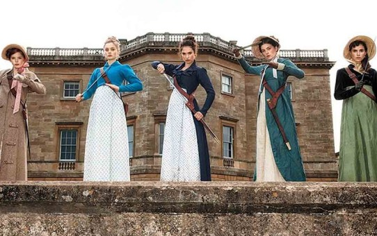 Crítica | Orgulho e Preconceito e Zumbis (Pride and Prejudice and Zombies)